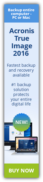 Acronis Backup and Recovery 11.5 Advanced Server SBS Discount Code 5% Off